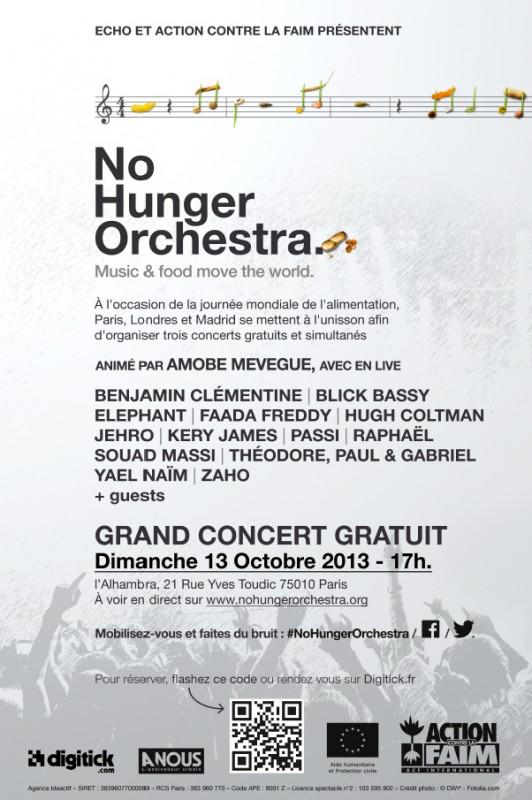 Éléphant - No Hunger Orchestra