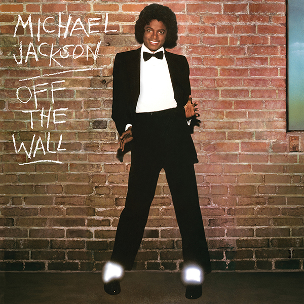 Michael Jackson Albumcover Off The Wall
