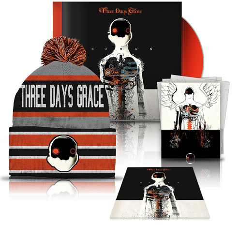 Three Days Grace Human Bundle