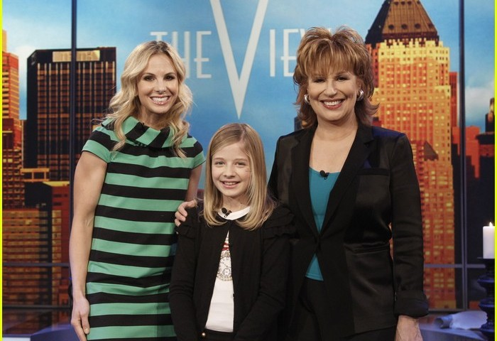 Jackie on the View
