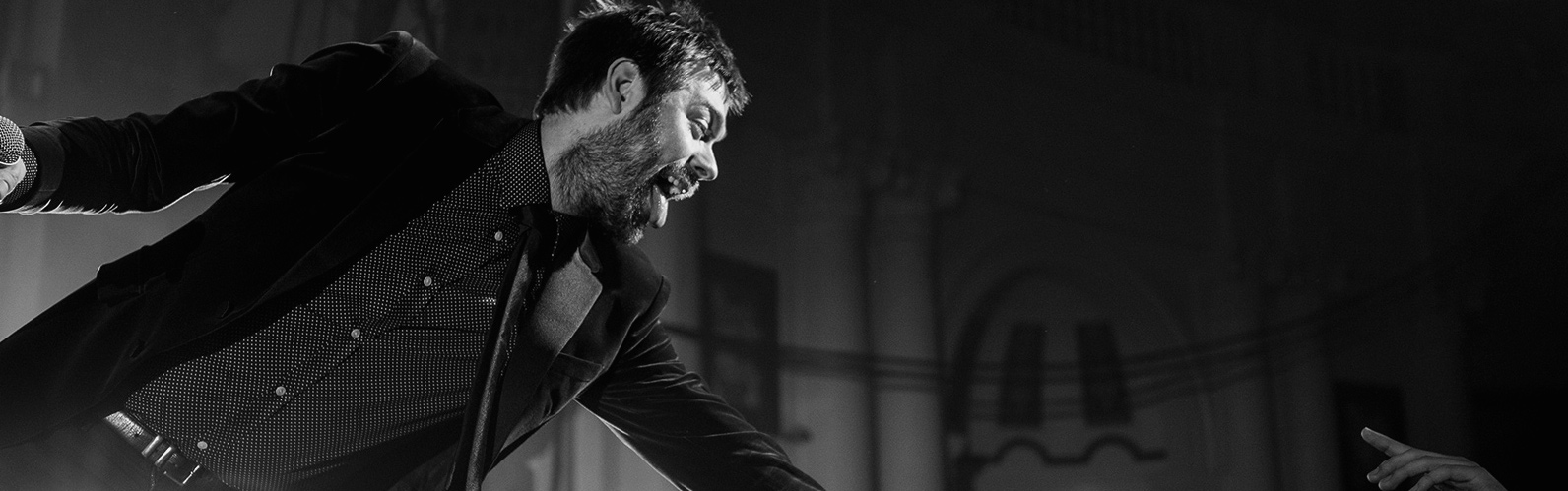 Tom Meighan, Kasabian, Brixton, December 2014