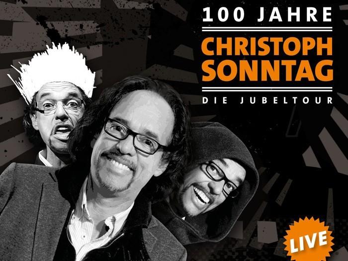 Christoph Sonntag: DVD und Blu-ray zur Jubeltour