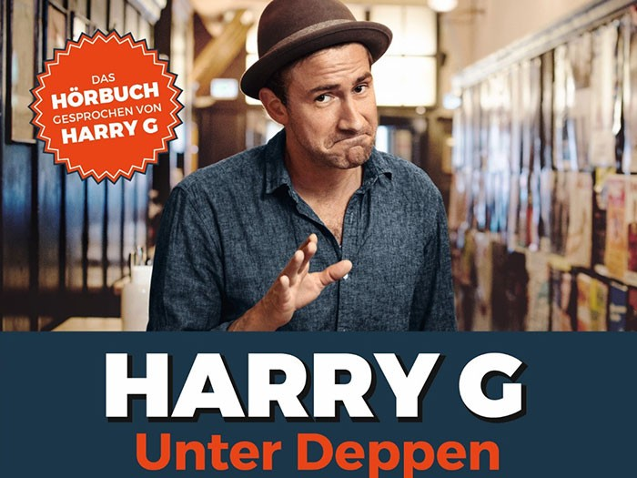 """Unter Deppen ..."" - das Hörbuch"