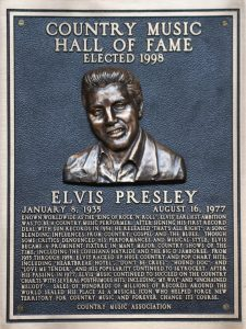 Elvis Presley-Nashville's Country Music Hall of Fame