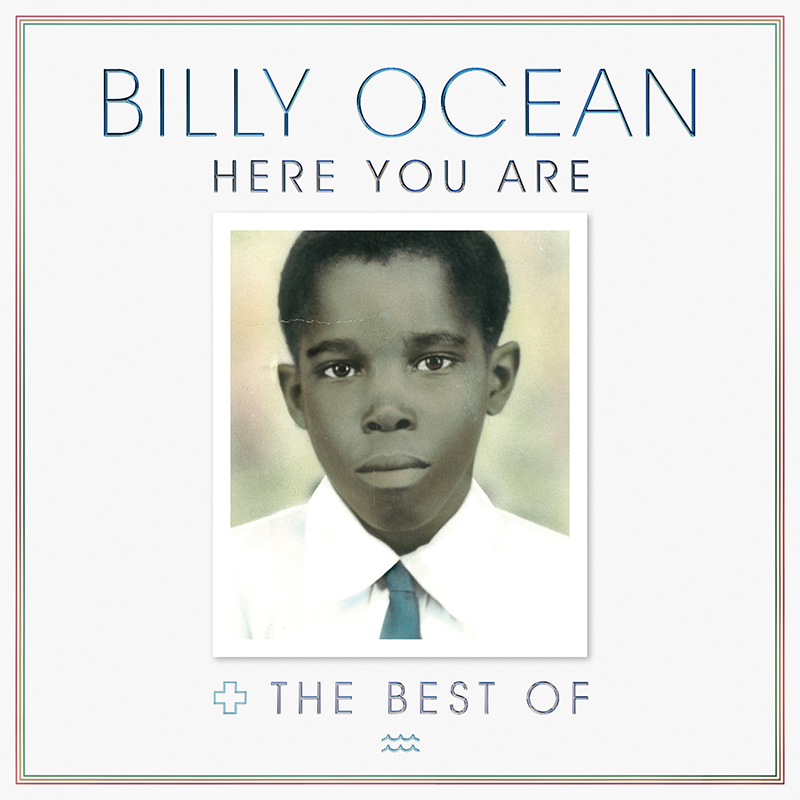 Billy Ocean Here You Are Albumcover