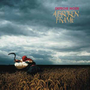 Depeche Mode A Broken Frame Cover Vinyl