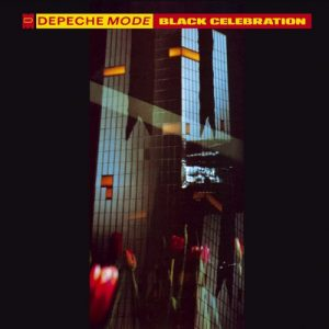 Depeche Mode Black Celebration Cover
