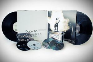 Depeche Mode 101 Packshot