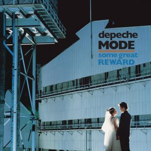 Depeche Mode Albumcover Some Great Reward