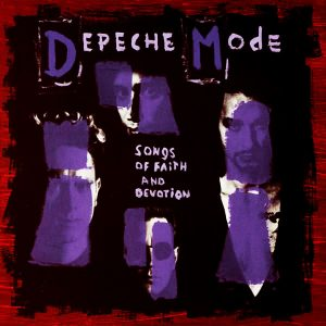 Depeche Mode Albumcover Songs Of Faith And Devotion