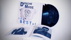 Depeche Mode Best Of Volume 1 3er Vinyl