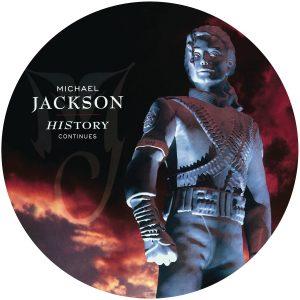 "Michael Jackson ""Hitstory"" Picture Vinyl"
