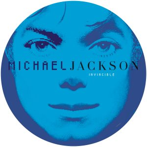 "Michael Jackson ""Invincible"" Picture Disc"