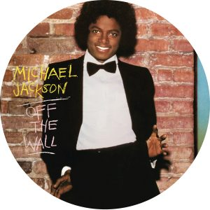 Michael Jackson Off The Wall Picture Disc