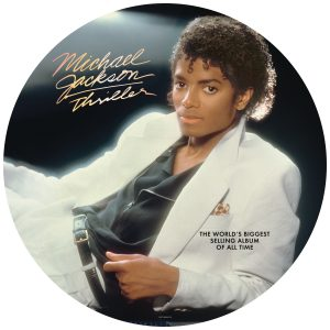 "Michael Jackson ""Thriller"" Picture Disc"