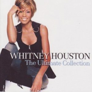 "Whitney Houston, Cover ""The Ultimate Collection"""