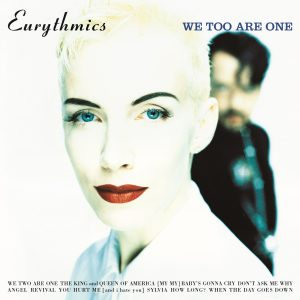 Eurythmics We Too Are One LP, 2018