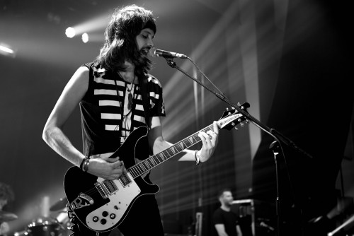 Kasabian: Sergio Pizzorno, Bridlington Spa
