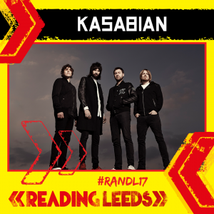 Reading & Leeds Headliners