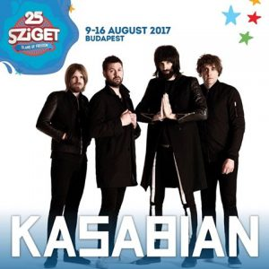 Sziget Festival, Budapest – we're on!