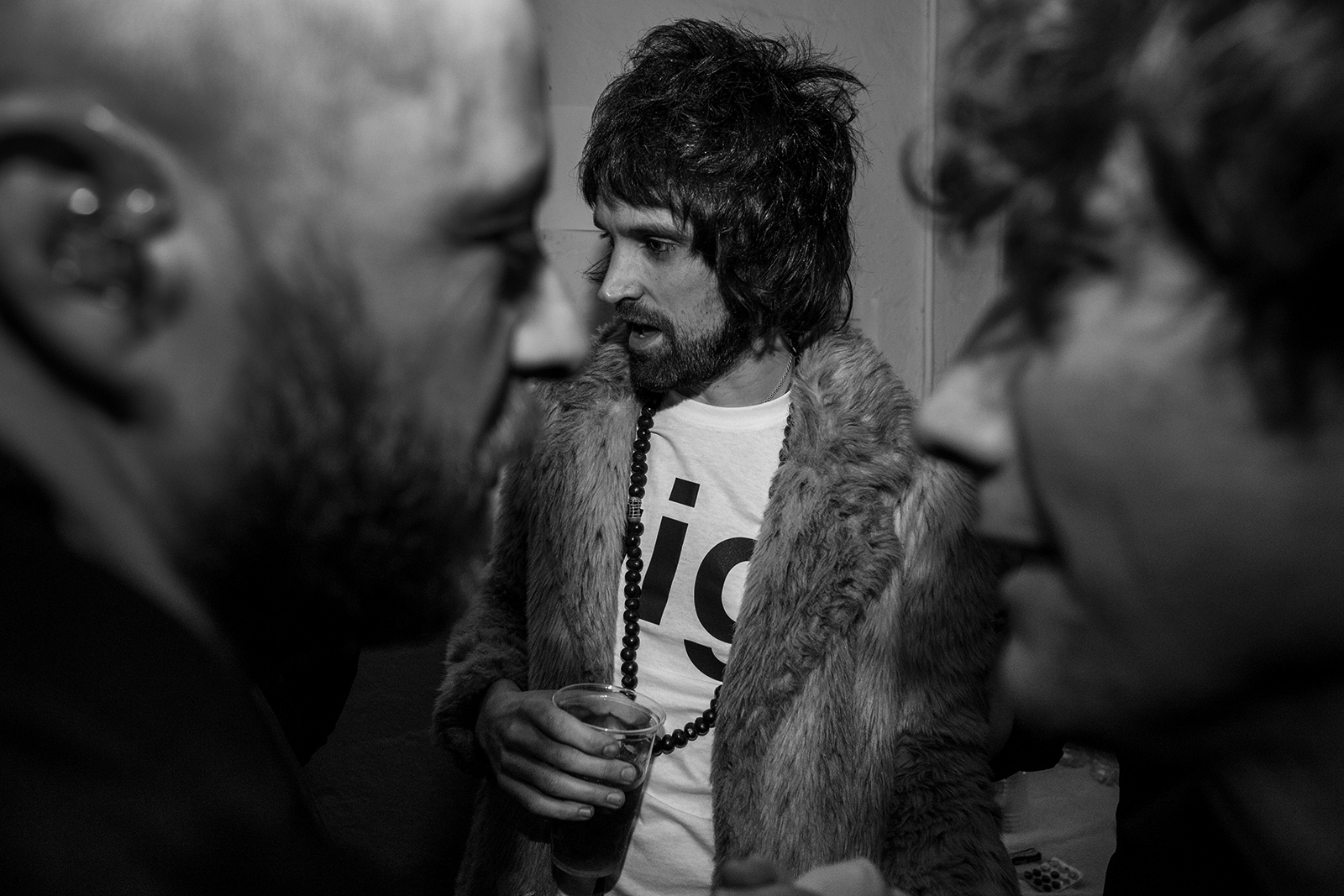Kasabian: Sergio Pizzorno, Ben Kealey, Tim