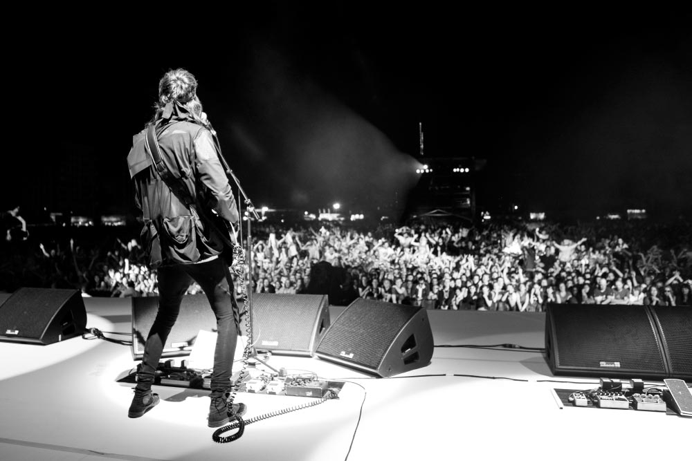 Kasabian: Hard Rock Calling 2013