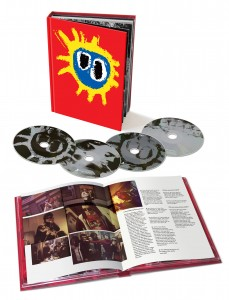 Screamadelica Booklet+CD
