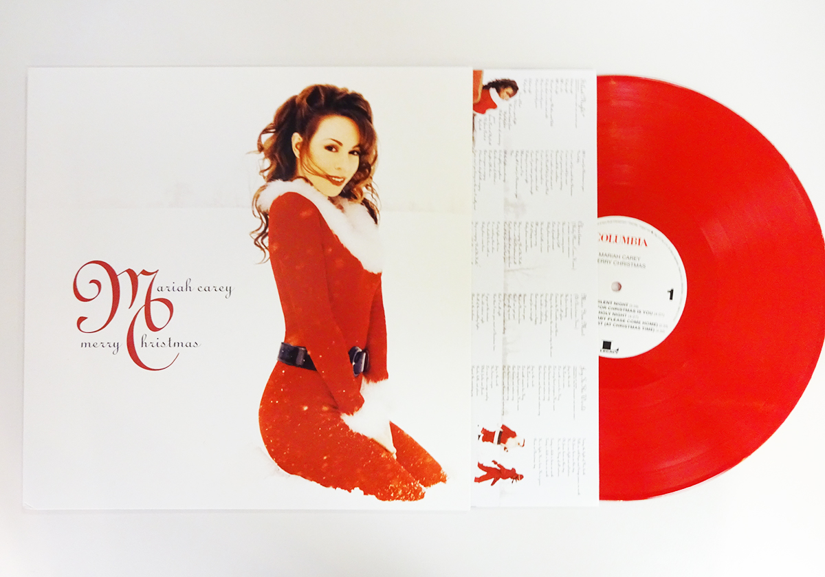 Mariah Carey - 'Merry Christmas' | Sony