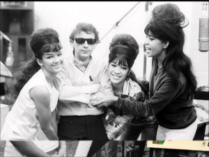 Spector and Ronettes