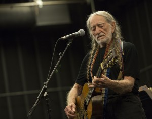 WILLIE NELSON 1 Photo by James Minchin