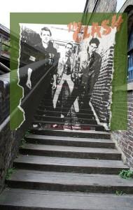The Clash - POPSPOTNYC