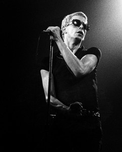 Lou Reed - Roma - Antwerpen - 05/1974 Photo gie Knaeps NO BELGIUM