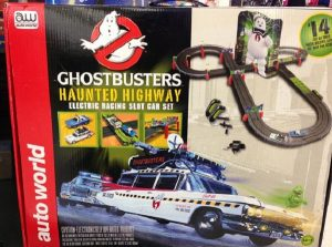 ghostbusters ecto 1 track
