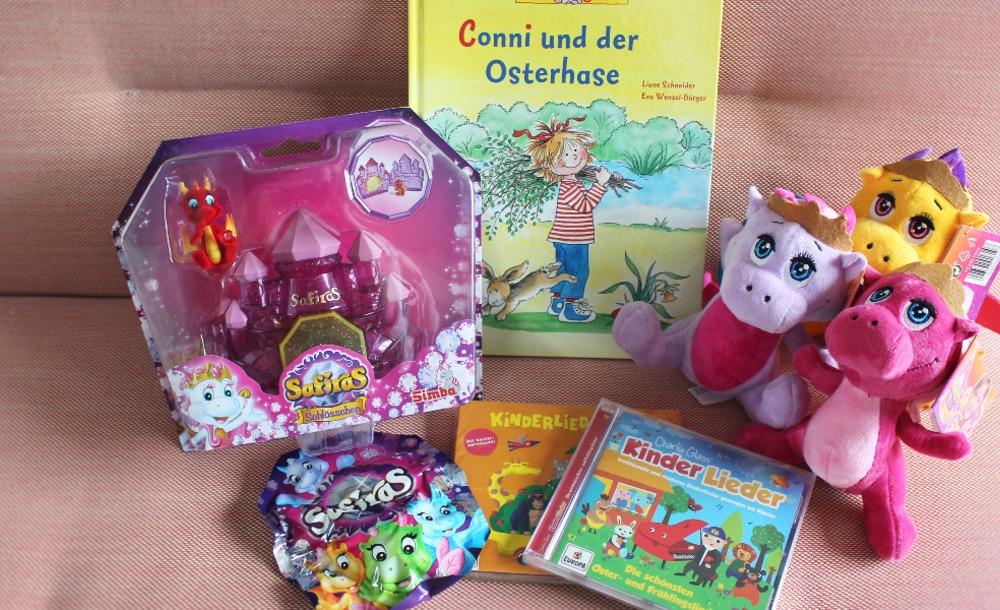 Gewinnspiel Ostern Safiras Conni Kinderlieder