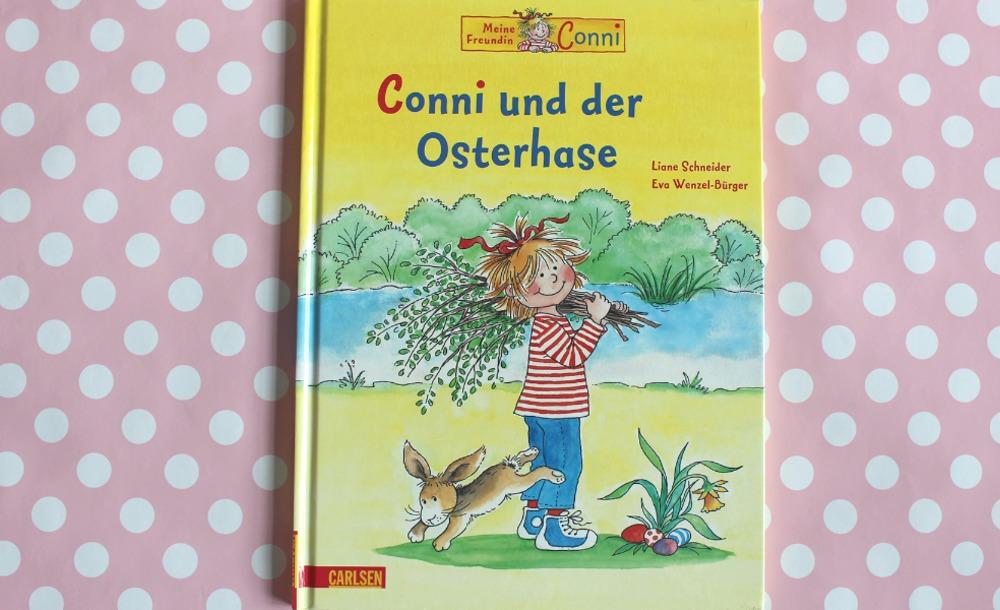 Gewinn Conni Buch Osterhase