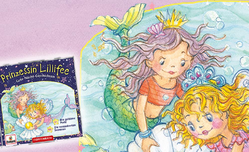 Neue Gute Nacht Geschichten Mit Prinzessin Lillifee Mama