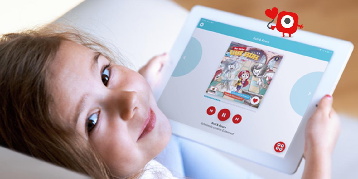 Ooigo - der kleine Helfer für kinderleichtes Hörspiel-Streaming