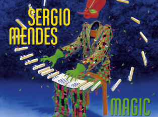 "Sergio Mendes performs ""Simbora"" from album MAGIC"
