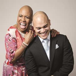 Interview with Dee Dee Bridgewater and Irvin Mayfield at the Elbjazz Festival