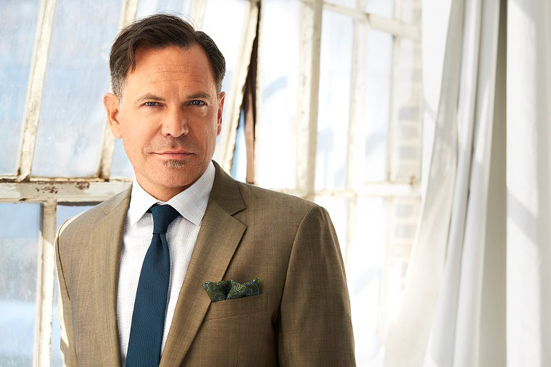 World renowned jazz singer Kurt Elling signed to Okeh Records