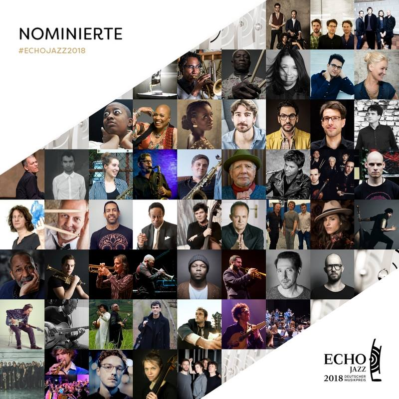 ECHO Jazz 2018: And the Nominees are...