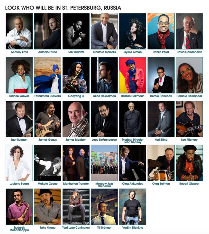 Okeh Artists on the International Jazzday