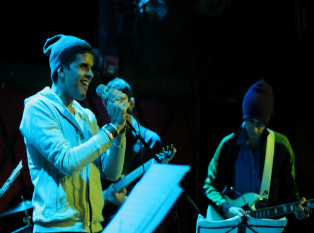 Sachal: Audio Premiere on revive-music.com + performance at Rockwood Music Hall, NYC