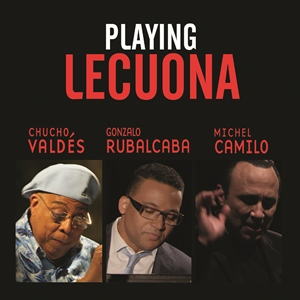 Playing Lecuona - Original Motion Picture Soundtrack - Out Now!