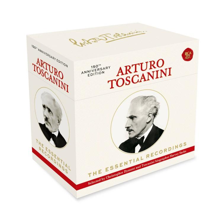 Arturo Toscanini - The Essential Recordings