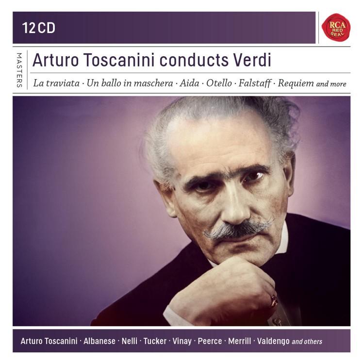 Arturo Toscanini Conducts Verdi