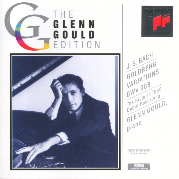 Bach:  Goldberg Variations ('55 mono recording)