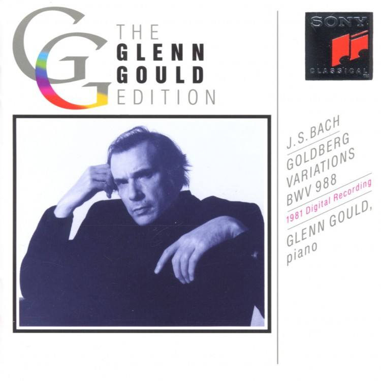 Bach:  Goldberg Variations, BWV 988 (1981 Digital Recording)