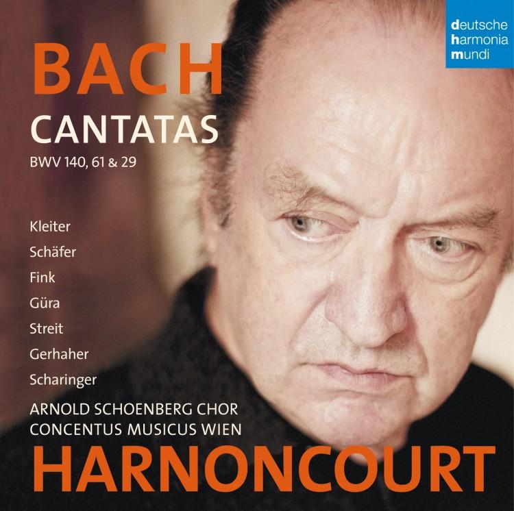 Bach: Cantatas BWV 29, 61 & 140