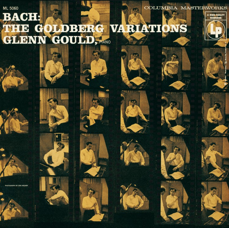 Bach: Goldberg Variations, BWV 988 (1955 mono recording)
